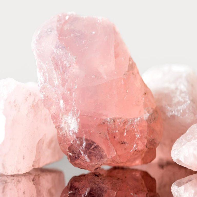 Crema de limpieza facial Cristal de roca