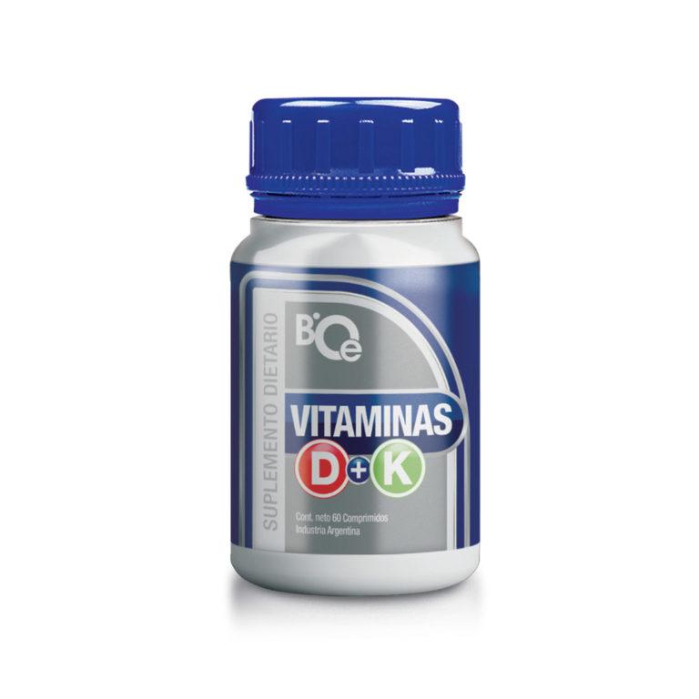 Suplemento dietario de Vitamina D + K